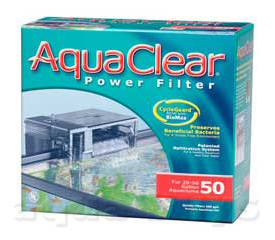Aqua Clear - Filtr kaskadowy do akwarium od 76 do 190 L