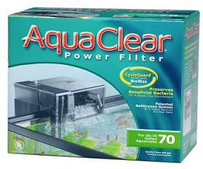 Aqua Clear - Filtr kaskadowy do akwarium od 152 do 265 L