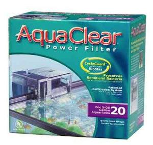 Aqua Clear - Filtr kaskadowy do akwarium od 18 do 75 L