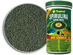 Tropical - Pokarm w mini granulacie ze spiruliną - 300ml