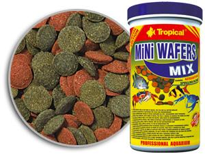 Tropical - Pokarm w wafelkach z astaksantyną - 150 ml